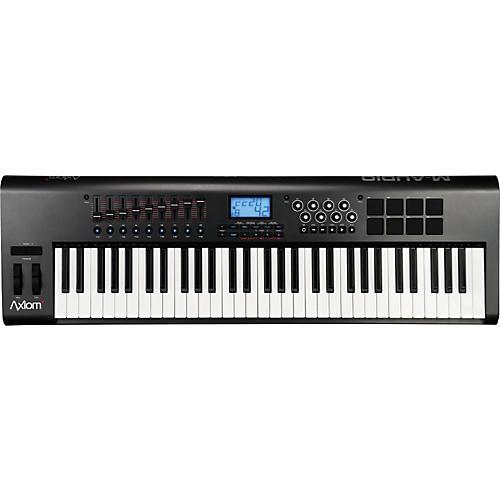 M-Audio Axiom 61 MK2 Ignite Keyboard Control