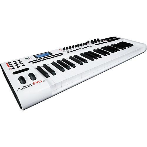 m audio axiom pro 49 usb midi controller musician 39 s friend. Black Bedroom Furniture Sets. Home Design Ideas
