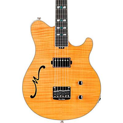 Ernie Ball Music Man Axis Semi Hollow 1 Pickup BFR Electric Guitar