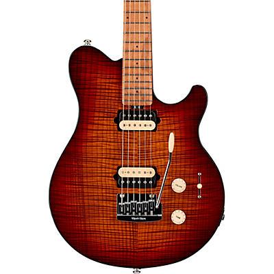 Ernie Ball Music Man Axis Super Sport Flame Top Electric Guitar