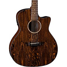 Open BoxDean Axs Exotic Gloss Cadie Cutaway Acoustic-Electric Guitar