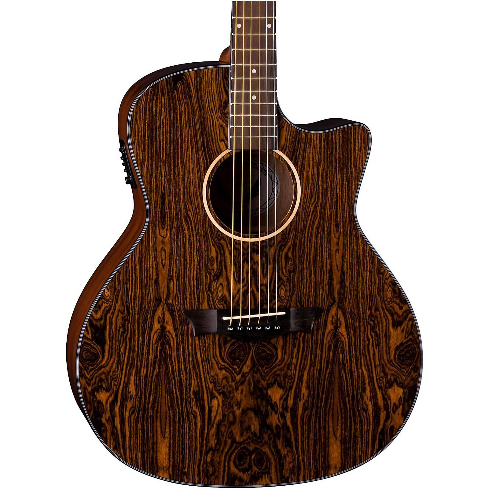 Dean Axs Exotic Gloss Cadie Cutaway Acoustic-Electric Guitar
