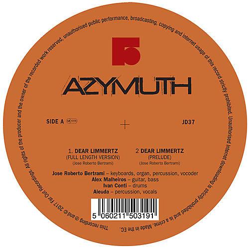 Alliance Azymuth - Dear Limmertz / Maracana