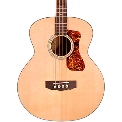 Guild B-140E Westerly Collection Jumbo Acoustic-Electric Bass Guitar