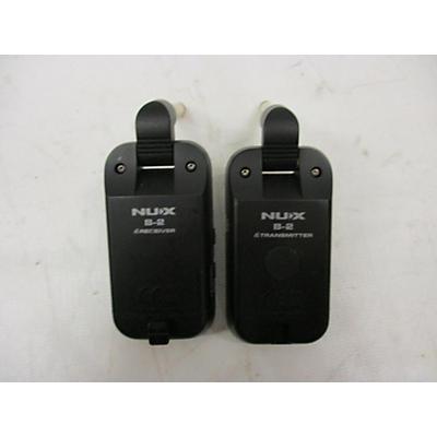 NUX B-2 Instrument Wireless System