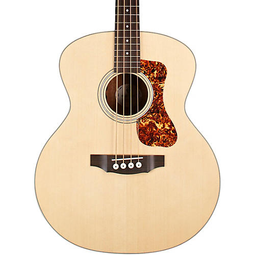 Guild B-240E Acoustic-Electric Bass Guitar Natural