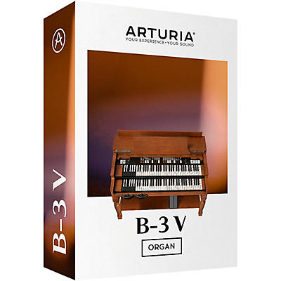 Arturia B-3 V (Software Download)
