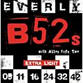 Everly B-52 Rockers Alloy Extra Light Electric Guitar Strings thumbnail