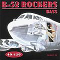 Everly B-52 Rockers Alloy Light 5-String Electric Bass Strings thumbnail