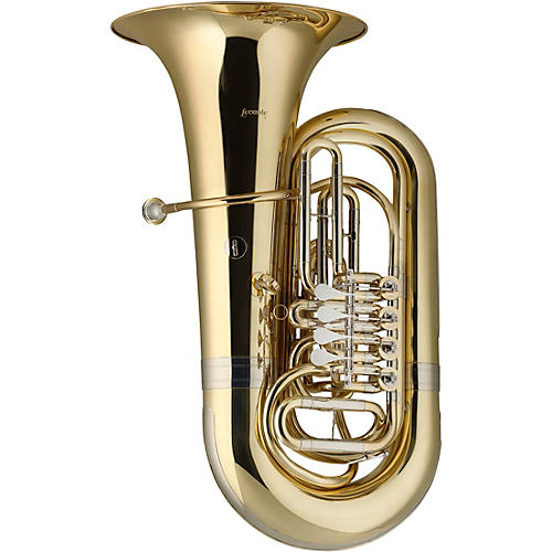 Levante B/Bb Tuba with 4 Rotary Valves