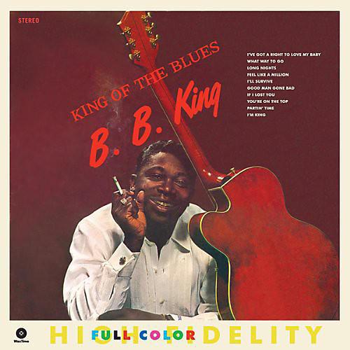 Alliance B.B. King - King of the Blues