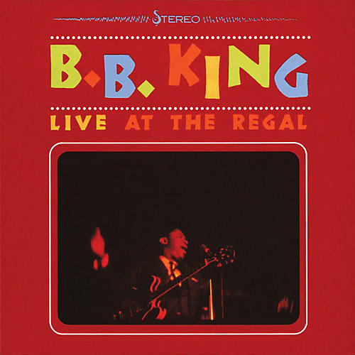 Alliance B.B. King - Live at the Regal