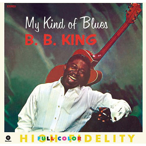 Alliance B.B. King - My Kind of Blues