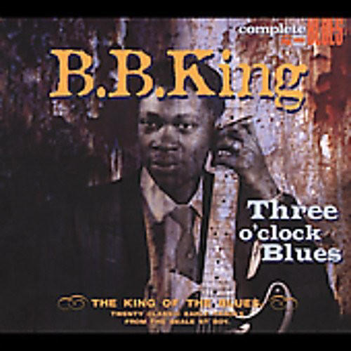 Alliance B.B. King - Three O'Clock Blues