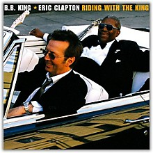 B.B. King & Eric Clapton - Riding with the King Vinyl LP
