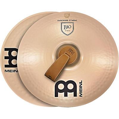 Meinl B10 Marching Medium Cymbal Pair