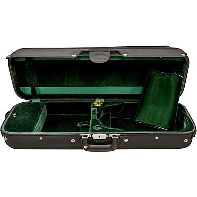 Bobelock B1002VS Oblong Woodshell Suspension Violin Case