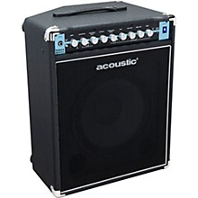 Open Box Acoustic B100C 1X12 100W Bass Combo with Tilt-Back Cab