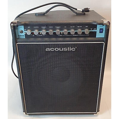 Acoustic B100C Bass Combo Amp