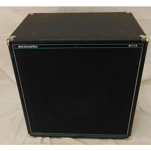 B115 250W 1x15 Bass Cabinet