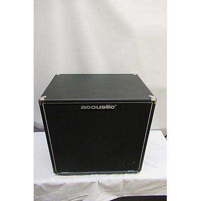 Acoustic B115C Bass Cabinet