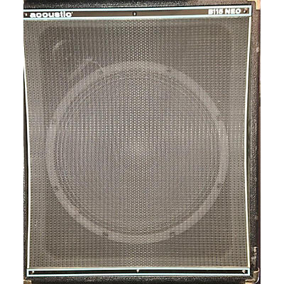 Acoustic B115NEO 1x15 Bass Cabinet