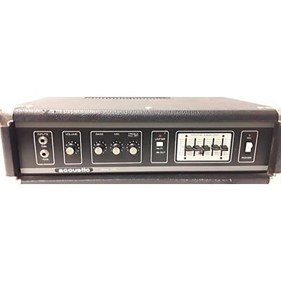 Acoustic B120 Bass Amp Head