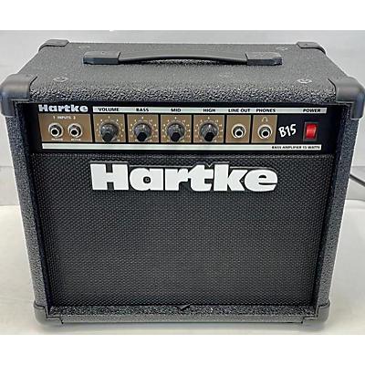 Hartke B15 Bass Combo Amp