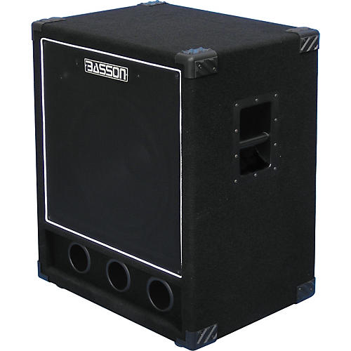 Basson B15B 300W Bass Cabinet with 1x15 Speaker and Horn