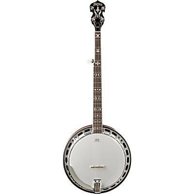 Washburn B16K-D Americana Series 5-String Resonator Banjo