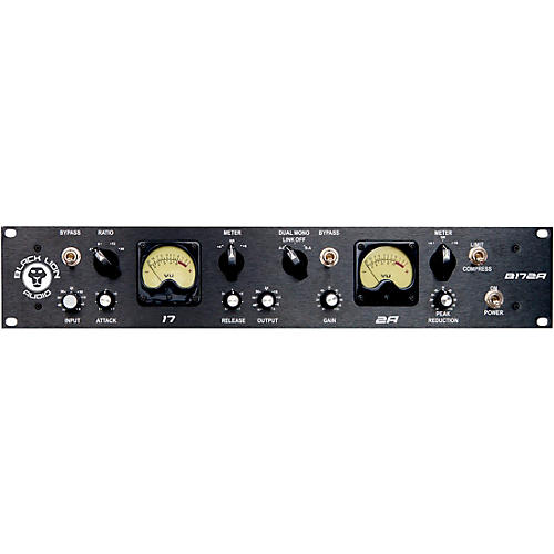 Black Lion Audio B172A Hybrid F.E.T. Opto Compressor