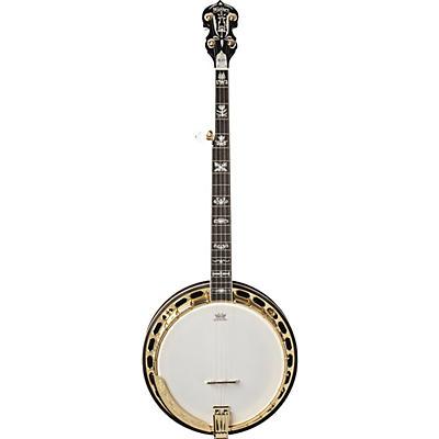 Washburn B17K-D Americana Series 5-String Resonator Banjo