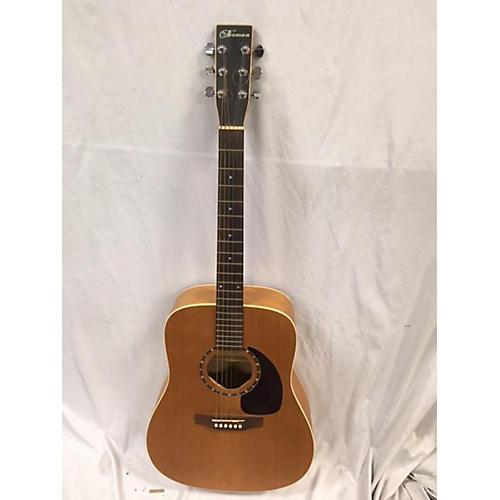 Norman B18 Acoustic Guitar Natural
