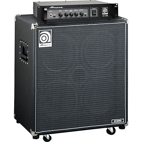 Ampeg B1RE Bass Head and B410HE 4x10
