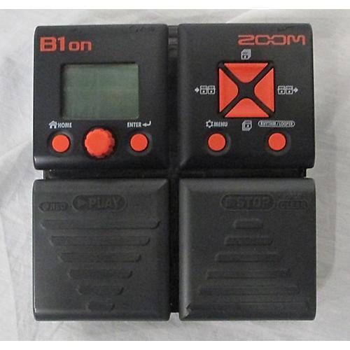 Zoom B1on Effect Processor