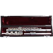 B2 Series Professional Flute Silver Offset  G W/ E Facilitator