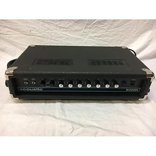 B200H 200W Bass Amp Head