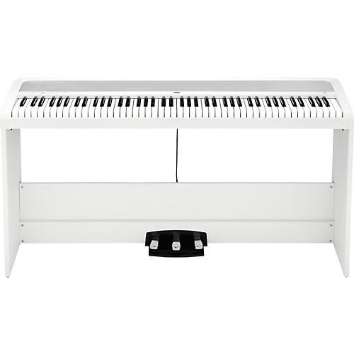Korg B2SP 88-Key Digital Piano with Stand White