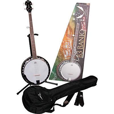 Dean B3 Banjo Pack