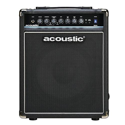 acoustic b30 30w bass combo amp musician 39 s friend. Black Bedroom Furniture Sets. Home Design Ideas