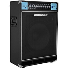 Open BoxAcoustic B300C 1X15 300W Bass Combo with Tilt-Back Cabinet