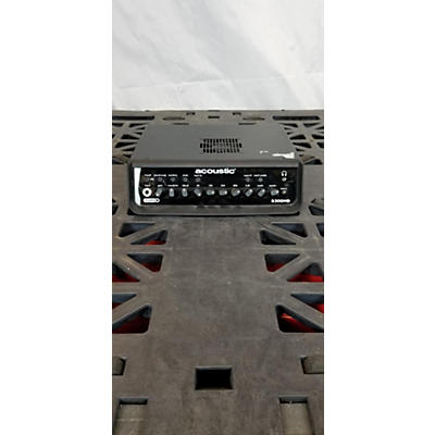 Acoustic B300HD Bass Amp Head