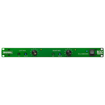 Burl Audio B32 Vancouver 32-Channel Mix Bus