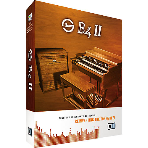 Native Instruments B4 II Education Edition