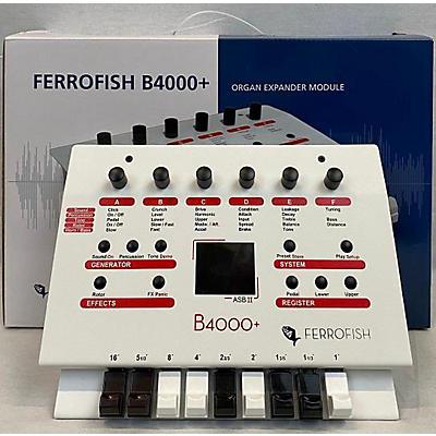 Ferrofish B4000+ Sound Module