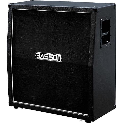 Basson B412-4 480 Watt Guitar Cabinet