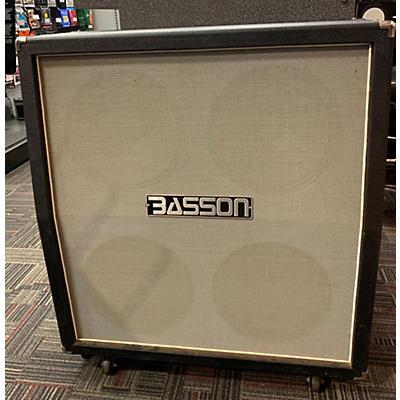 Basson B412 Grsl Bass Cabinet