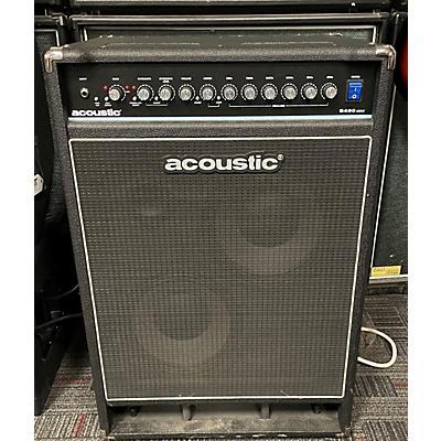 Acoustic B450MKII 450W 2x10 Bass Combo Amp