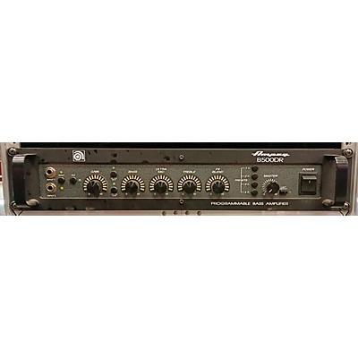Ampeg B500DR Tube Bass Amp Head