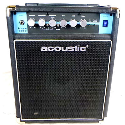 Acoustic B50C 1X10 50W Bass Combo Amp